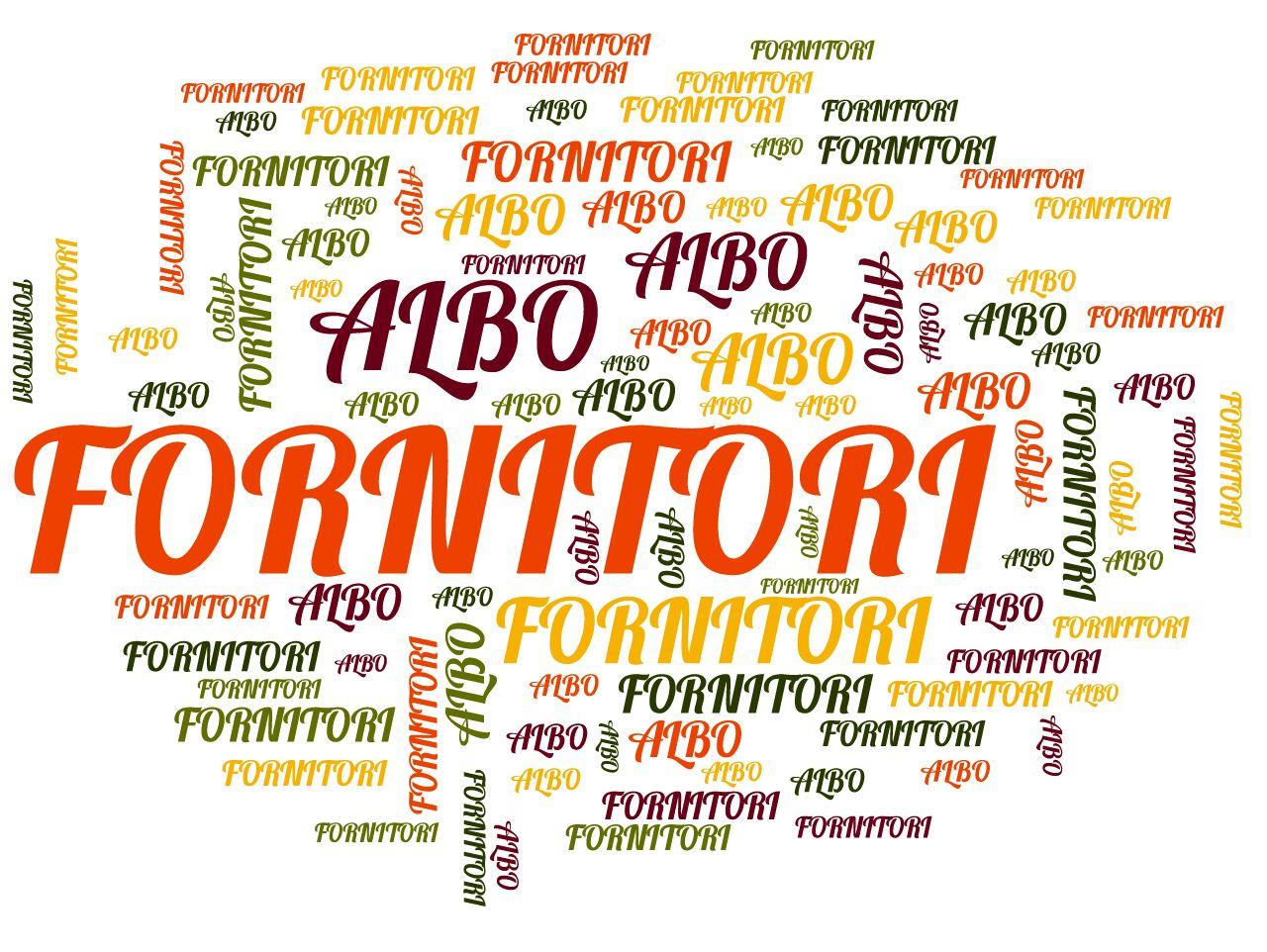 Link alla pagina del ALBO FORNITORI
